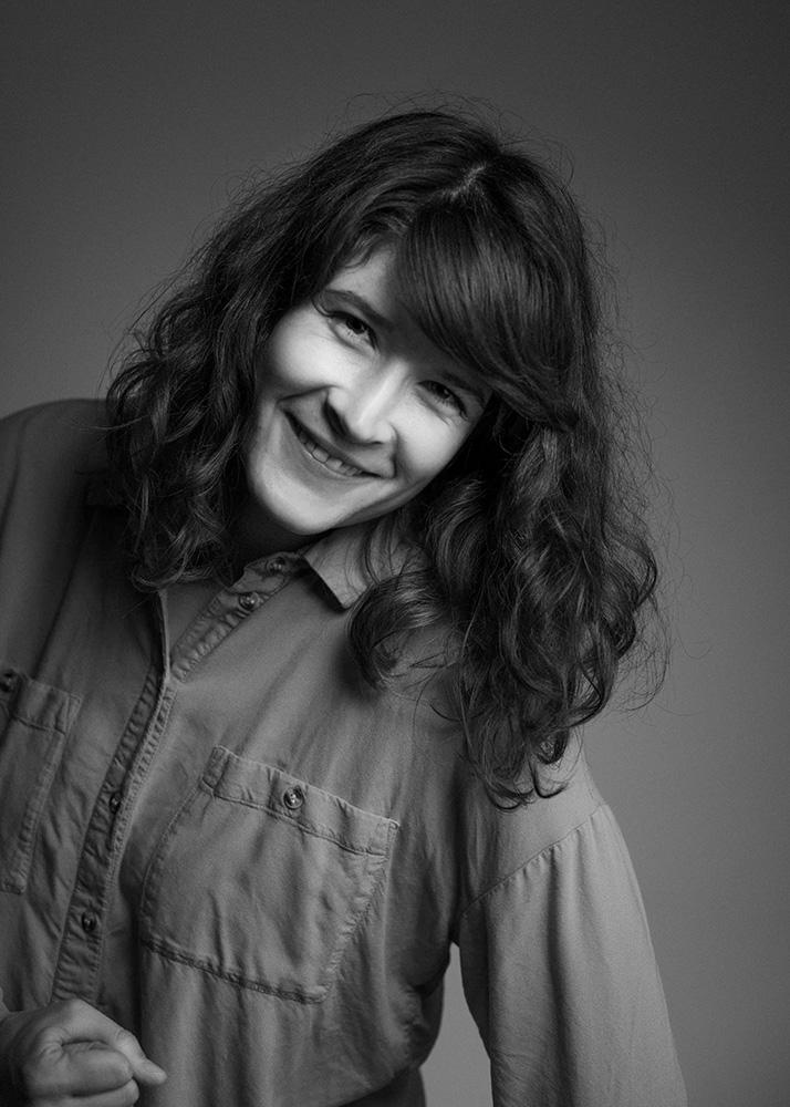Åsa Hillingseter Løyning, skuespiller, foto Erika Hebber