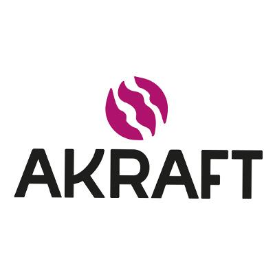 Akraft, logo