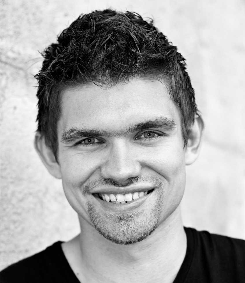 Andreas Thoresen, Sykehusklovn, skuespiller