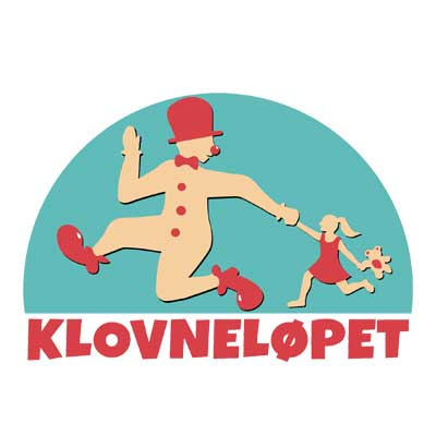 Klovneløpet, logo