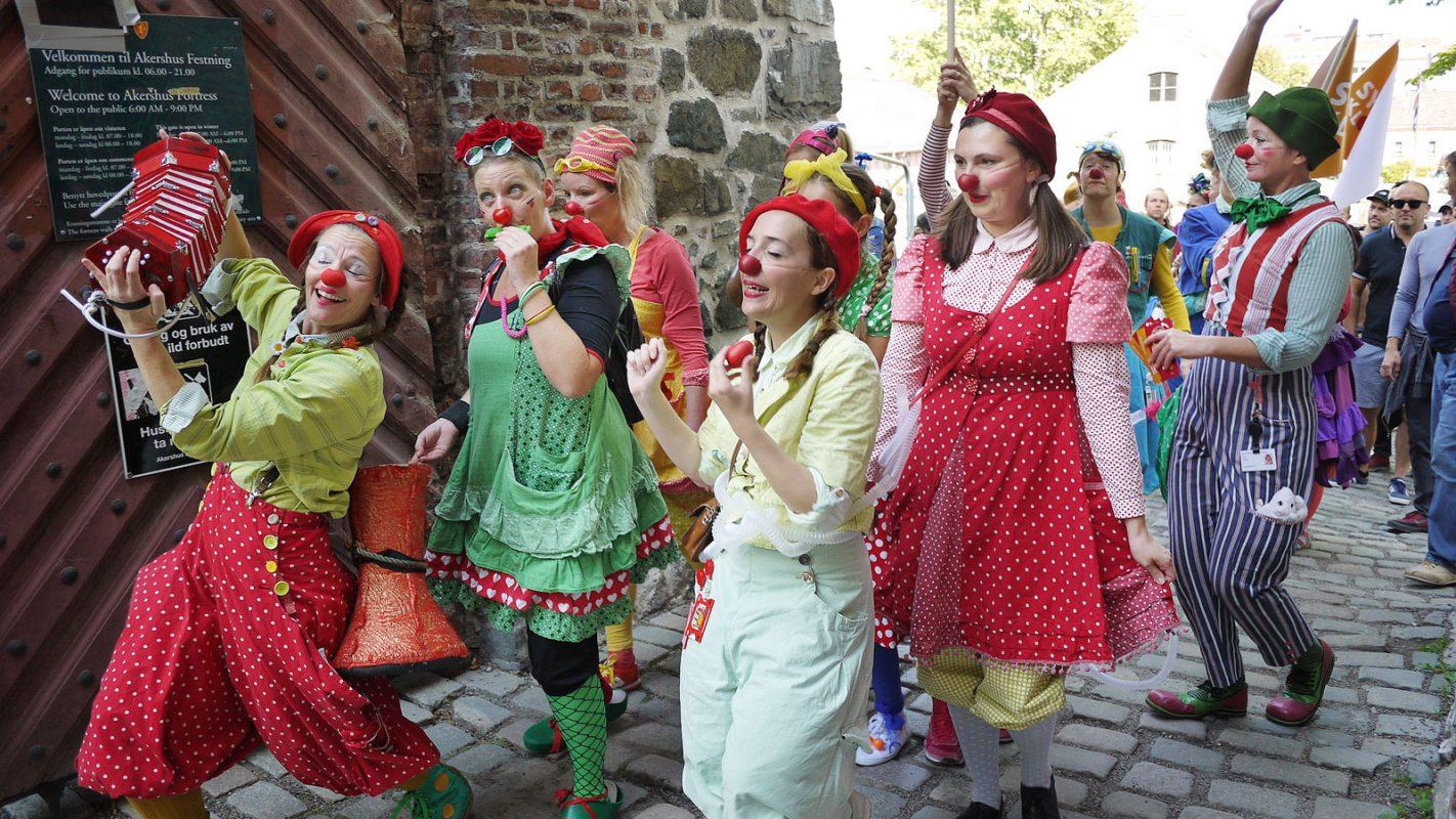 Porten Akershis Festning, VKD, foto Anne Berggraf