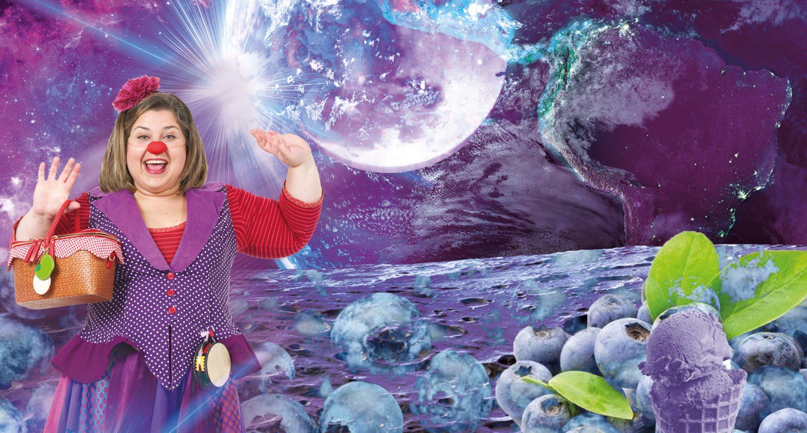 Lilla Bollilla og blåbærmånen