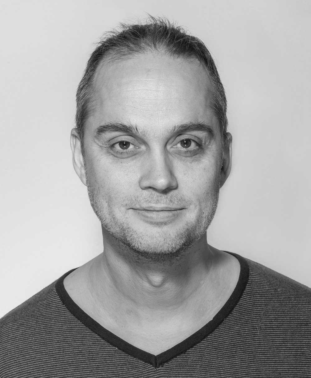 Klaus Løkholm Bergli, sykehusklovn